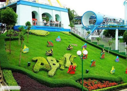 主题公园儿童主题公园德国鲁斯特的欧洲主题公园主题