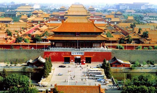 """北京/中国城市新分级出炉""""新一线城市""""地标建筑盘点——北京地标建筑..."""