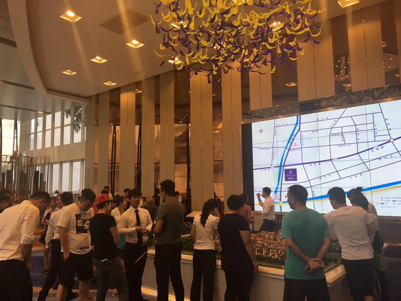 北京密云益田·远洋万和风景项目发布新品 叠