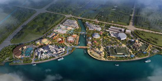 中建钢构积极推进上海海昌极地海洋公园建设 确保今年暑假开园