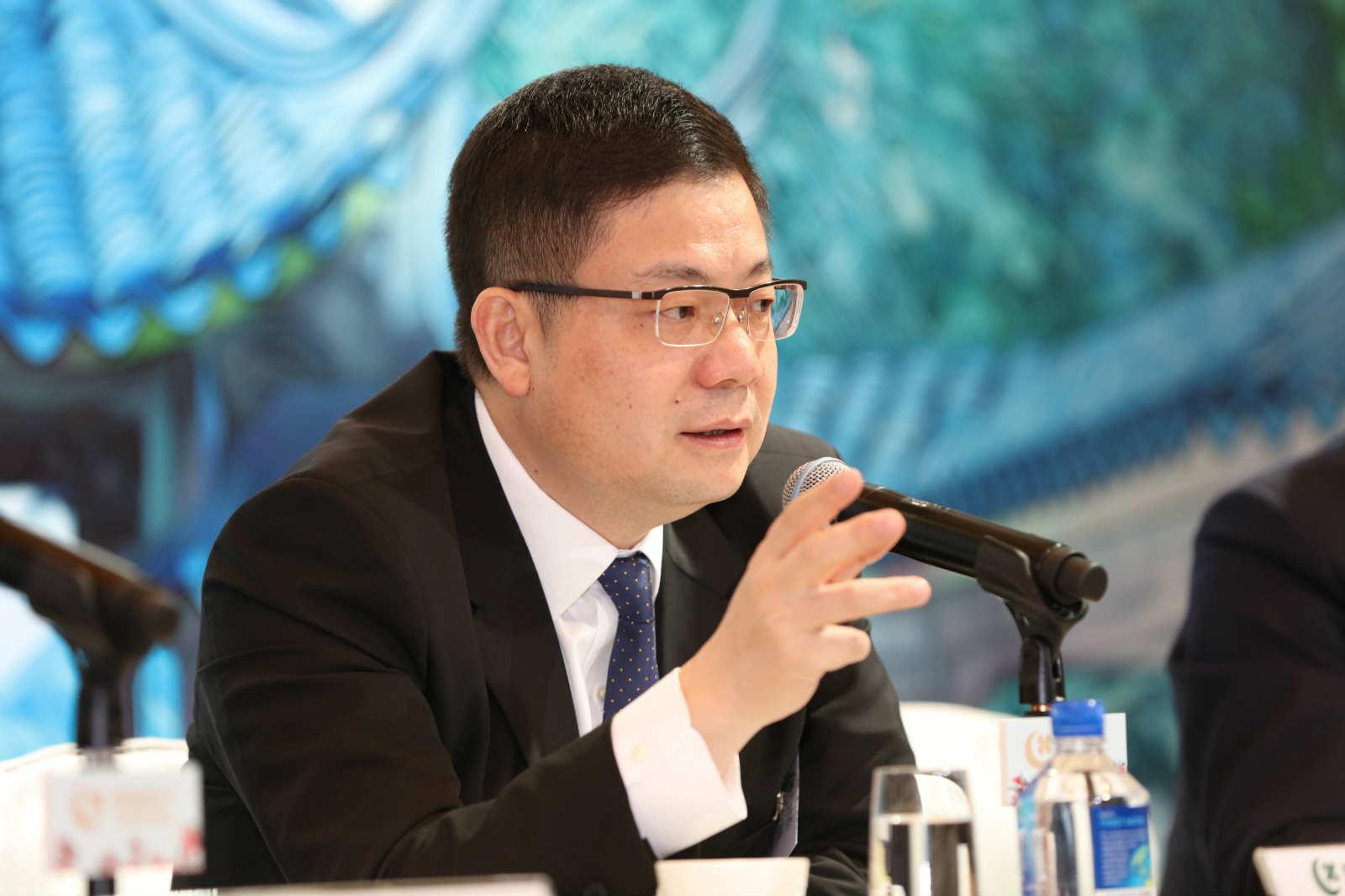 绿城曹舟南:明年销售规模突破2000亿 轻资产平台将释放更