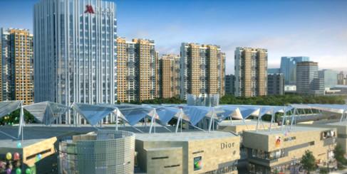 天勤地产打造智能化无人商城 引入泰禾影城