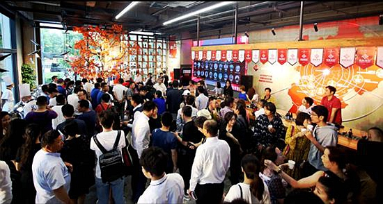 隆基泰和在北京开设城市展厅 全国化布局全面开启