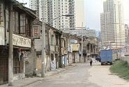 上海550多户居民告别老房