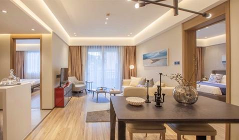 阳光城·睿湾西安高新公寓式酒店16日开业