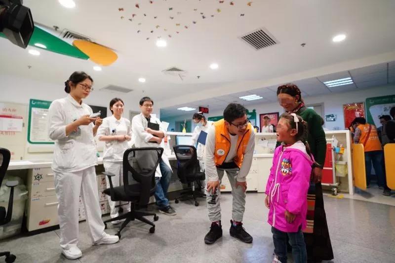 19名西藏日喀则先心病患儿将接受手术