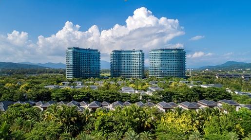 葛洲坝·海棠福湾:打造中国滨海养心区