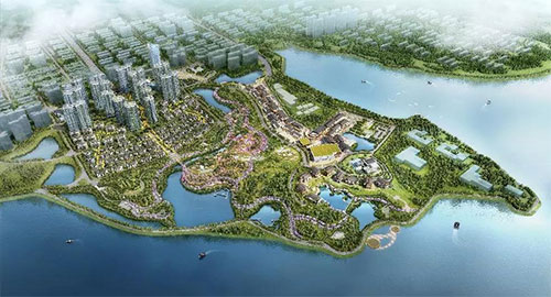 南湖天着|立足大城市风口,为城市注入更多动能