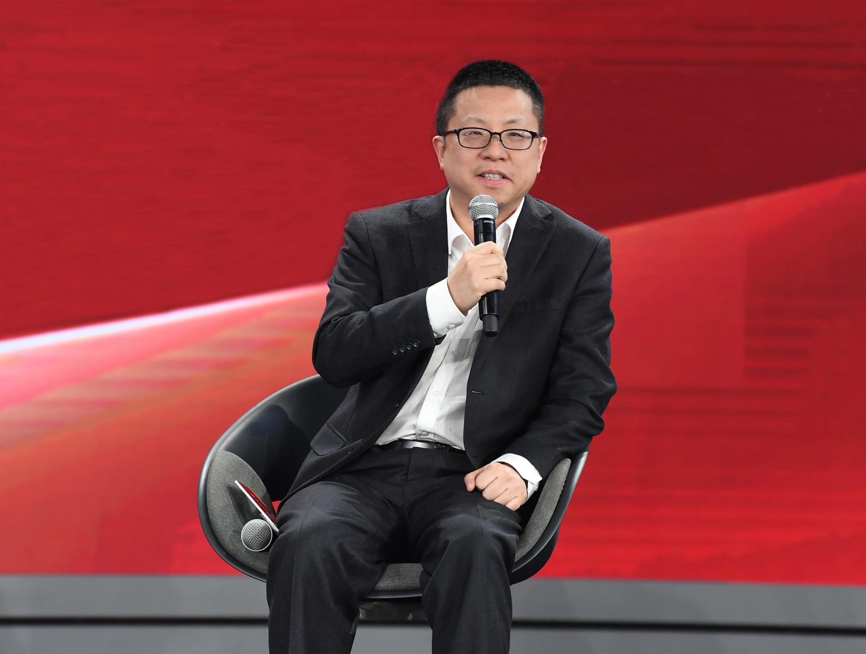 """荣盛发展副总裁伍小峰:房地产业要将""""工匠精神""""摆在突出位置"""