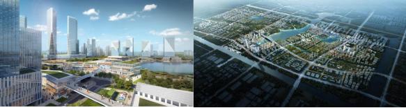 绿地助力杭州湾产城融合打造长三角重要增长极
