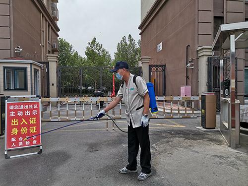 北京市住建委:61个已运营公租房迅速实行封闭式管理