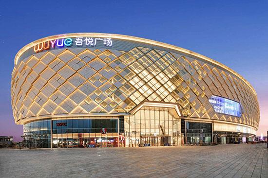 苏州高铁吾悦广场:区域经济发展商业模式新样本