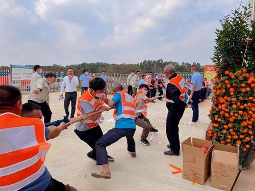 中国建筑22万名建设者春节坚守岗位