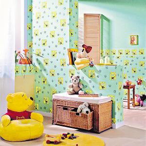 0~3岁婴幼儿儿童房的色彩和图案要有可看性
